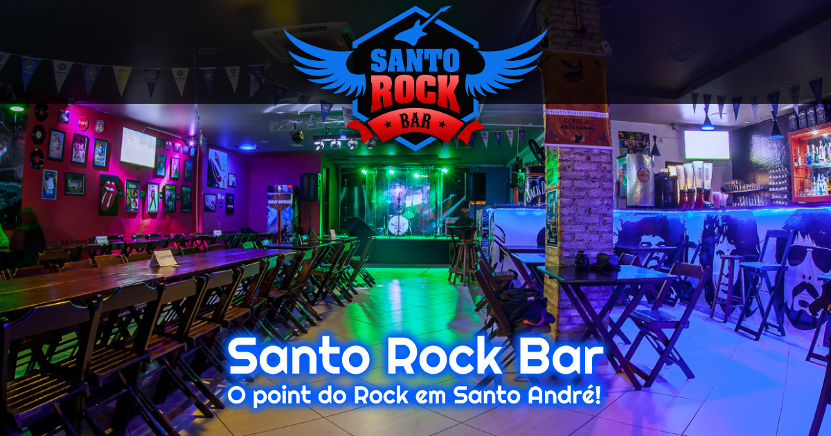 Santo Rock Bar   Home
